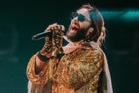 Jared Leto habla del show de Thirty Seconds to Mars en GEBA: Nos quisieron convencer de cancelarlo.