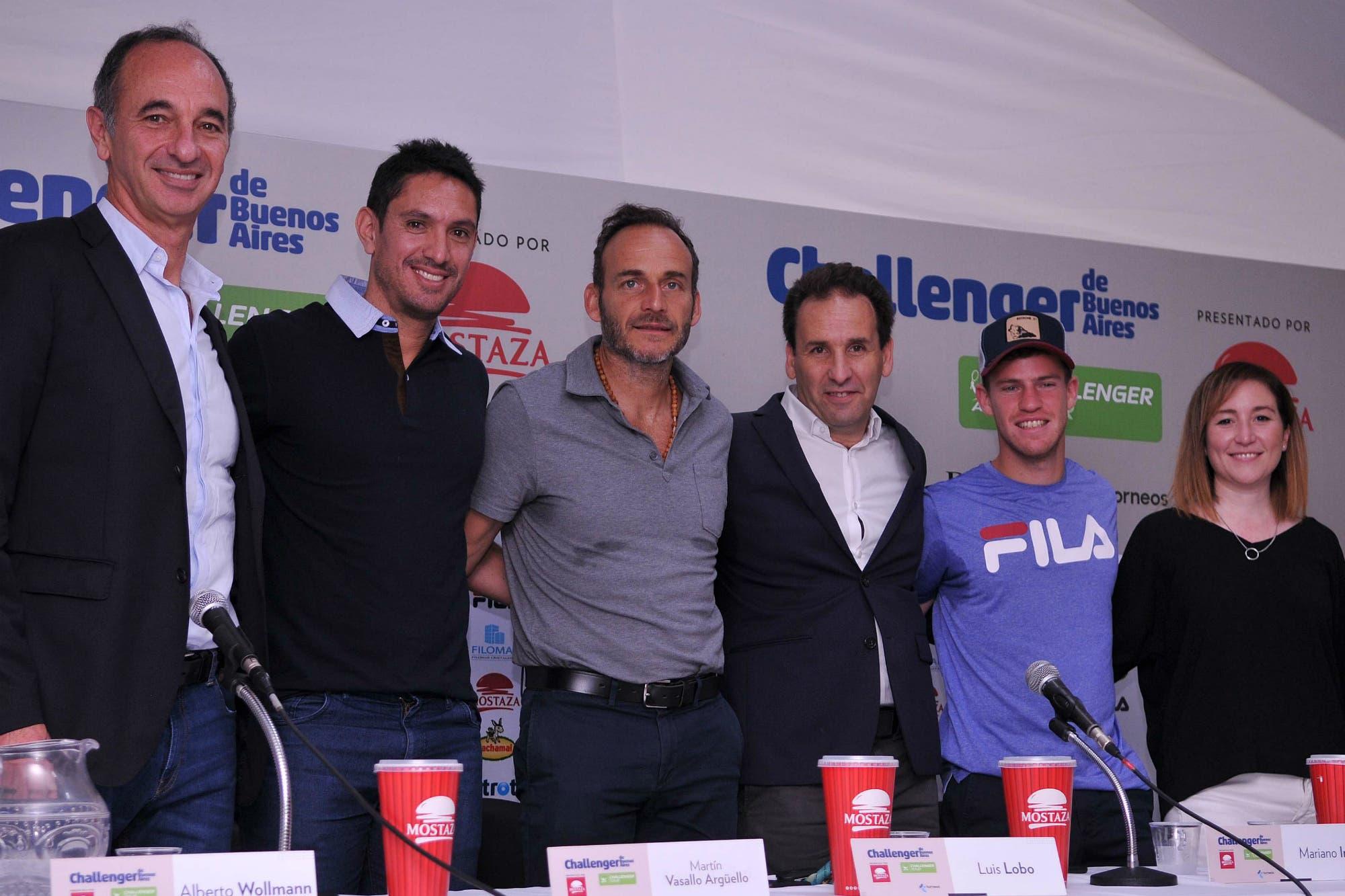 El tenis vuelve a Palermo con varias figuras en el Challenger de Buenos Aires y un plan a largo plazo