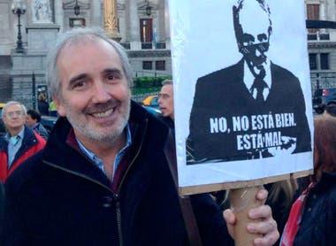 Resultado de imagen para argentina cientificos protestas kornblihtt