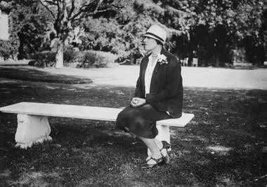 Victoria Ocampo fue la primera mujer en tener un sillón en la Academia Argentina de Letras