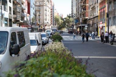 La icónica avenida porteña que tendrá de ahora en adelante una parte peatonal.