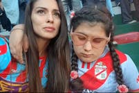El emotivo video de la madre que le relató el gol de Arsenal a su hija no vidente