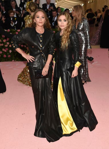 Mary Kate Olsen y Ashley Olsen