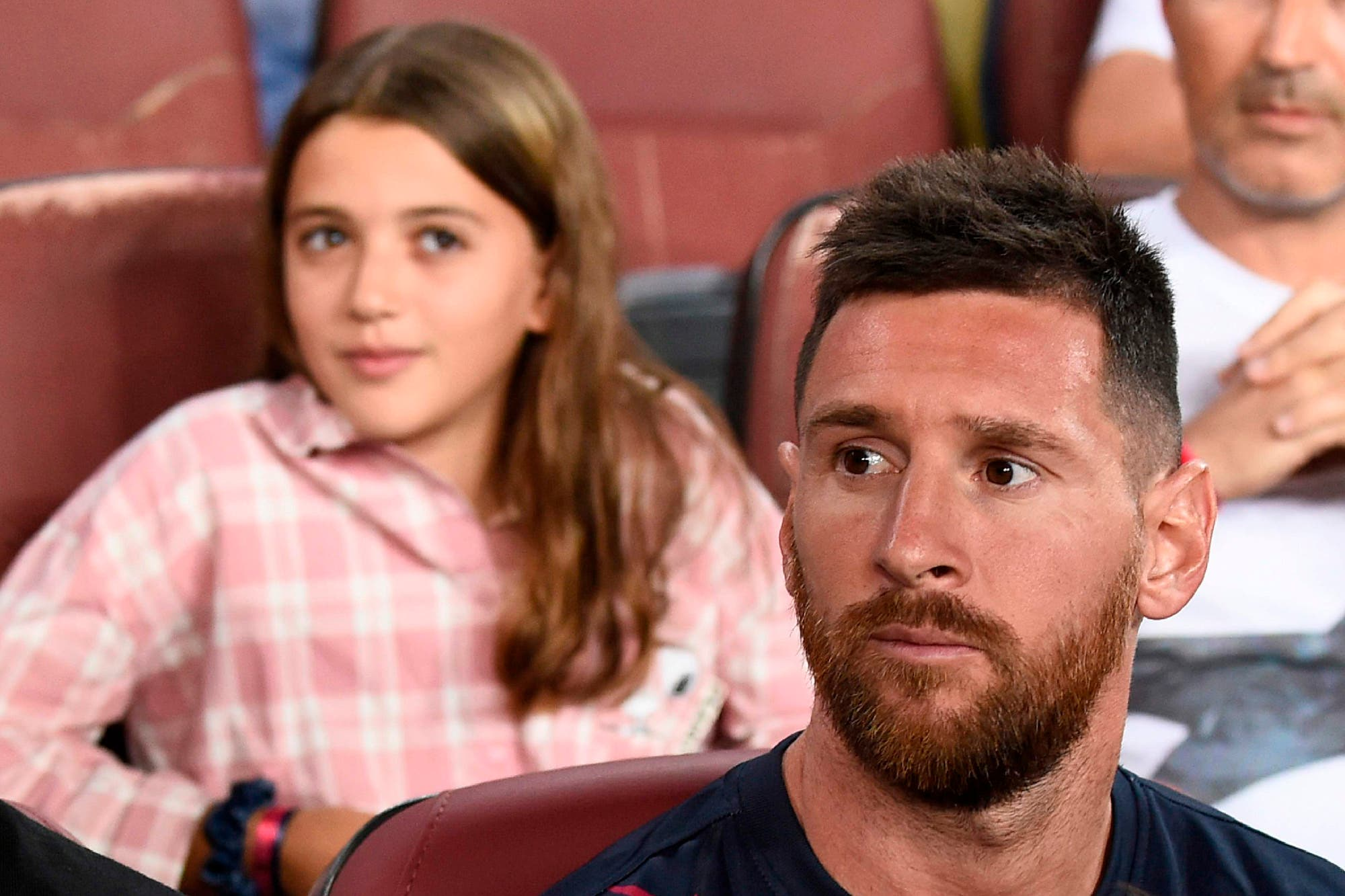 Messi lesionado: el motivo por el que su regreso al fútbol sigue postergándose