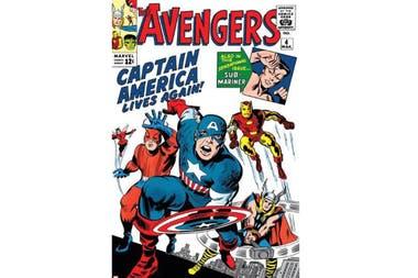 El Capitán América es uno de los superhéroes más icónicos de Marvel