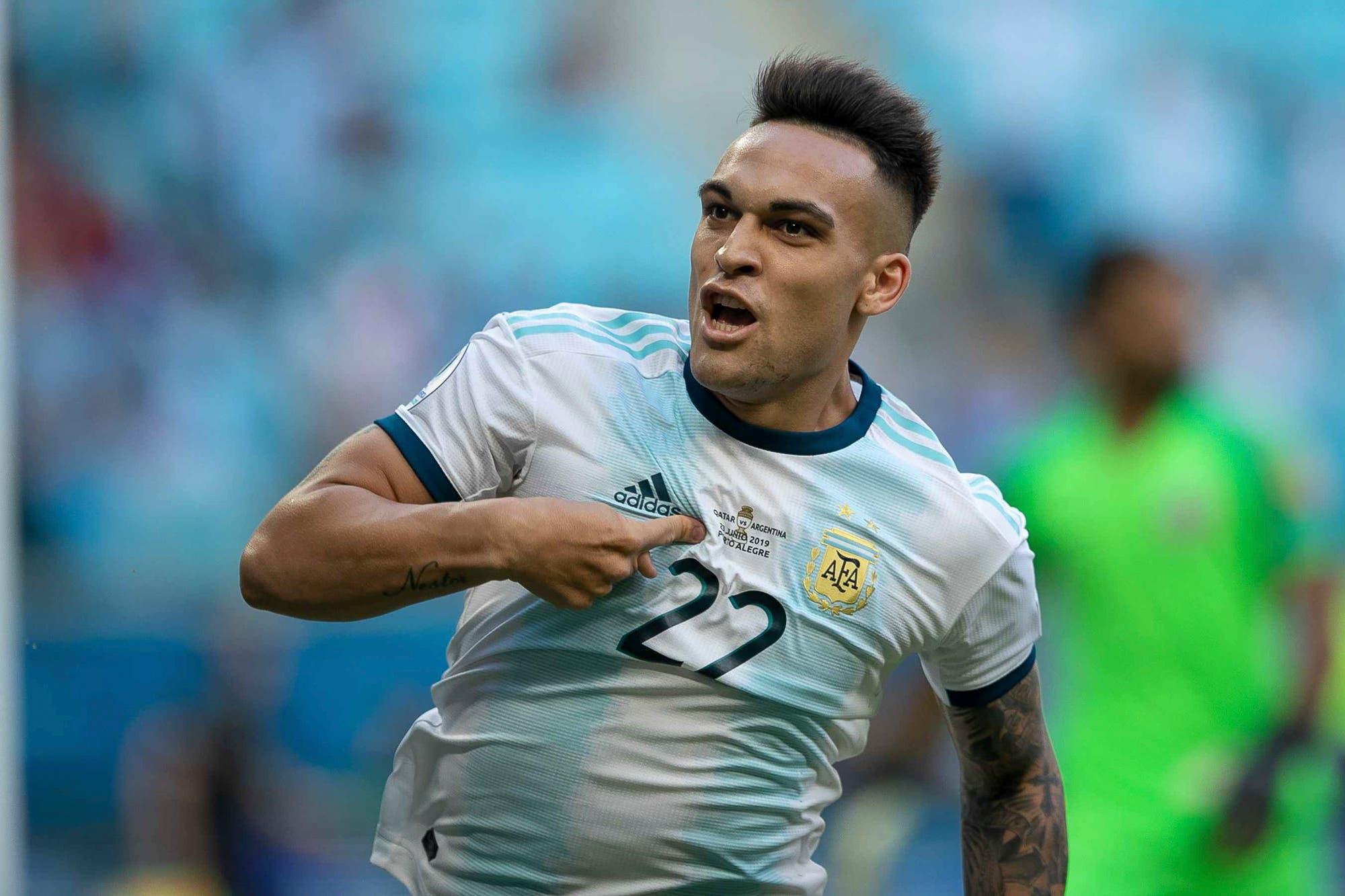 Reemplazo para Luis Suárez. Barcelona busca delantero y la lupa está puesta sobre un artillero argentino