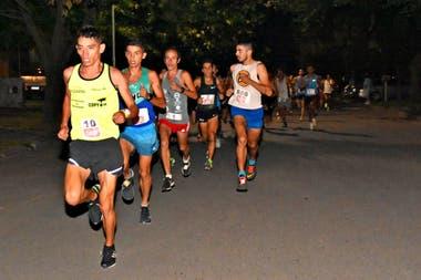 """Los """"gladiadores"""" de la 42° edición de la Maratón de los Dos Años"""