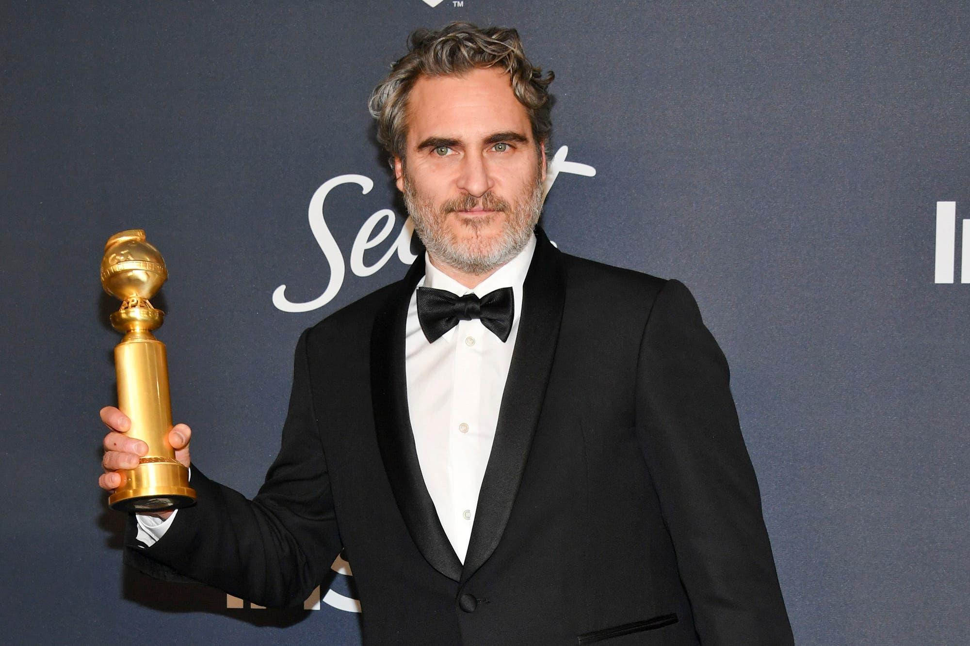 Premios Oscar 2020: cómo Joaquin Phoenix logró veganizar la temporada de  premios - LA NACION