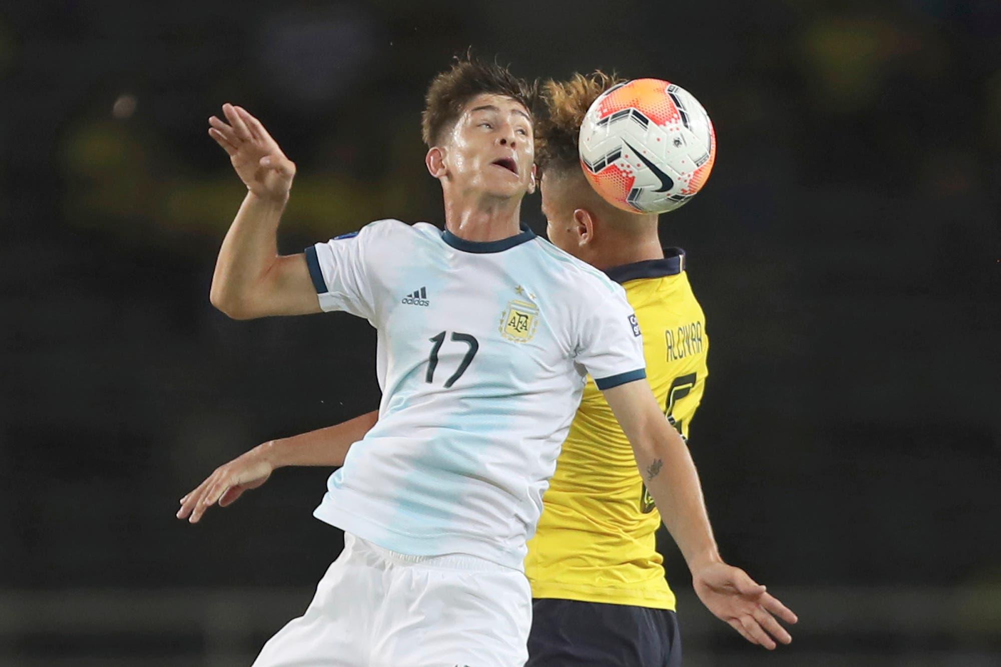 Argentina-Venezuela, por el Preolímpico Sub 23: la selección, por otro triunfo