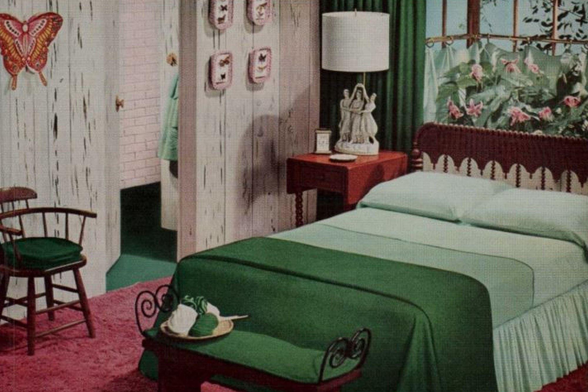 Vintage Home Collection: una selección de espacios descatalogados