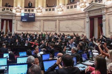 El jueves se sancionó la ley en el Senado, con 41 votos a favor y 21 en contra