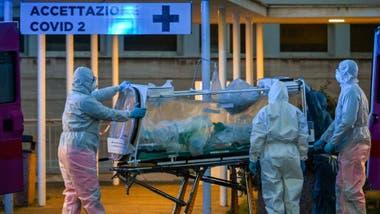 Italia ya superó las 10.000 muertes por coronavirus