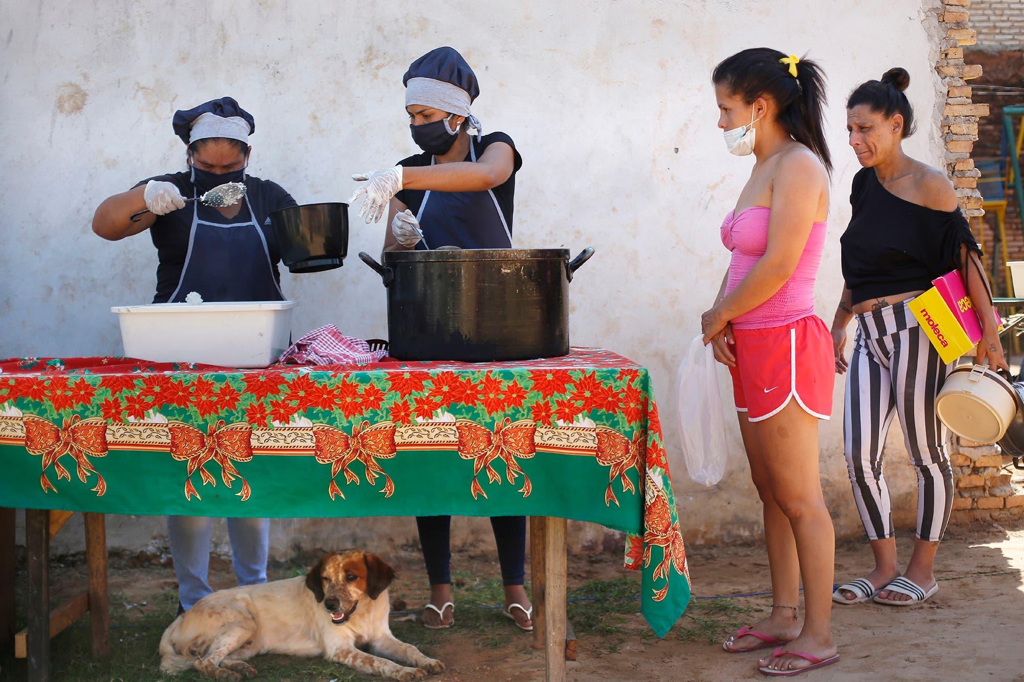 Coronavirus: Paraguay analiza suspender las clases presenciales hasta febrero