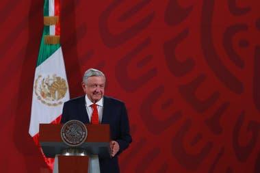López Obrador, presidende de México