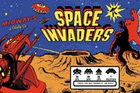 Nostalgia. ¿Te acordás del Space Invaders?