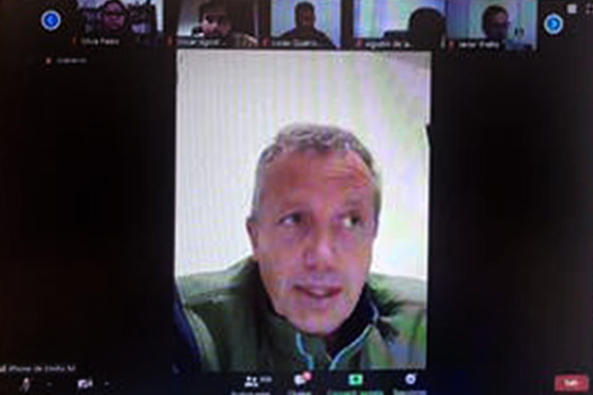 """Frigerio y Monzó hablaron de """"liderazgos horizontales"""" ante dirigentes cordobeses"""