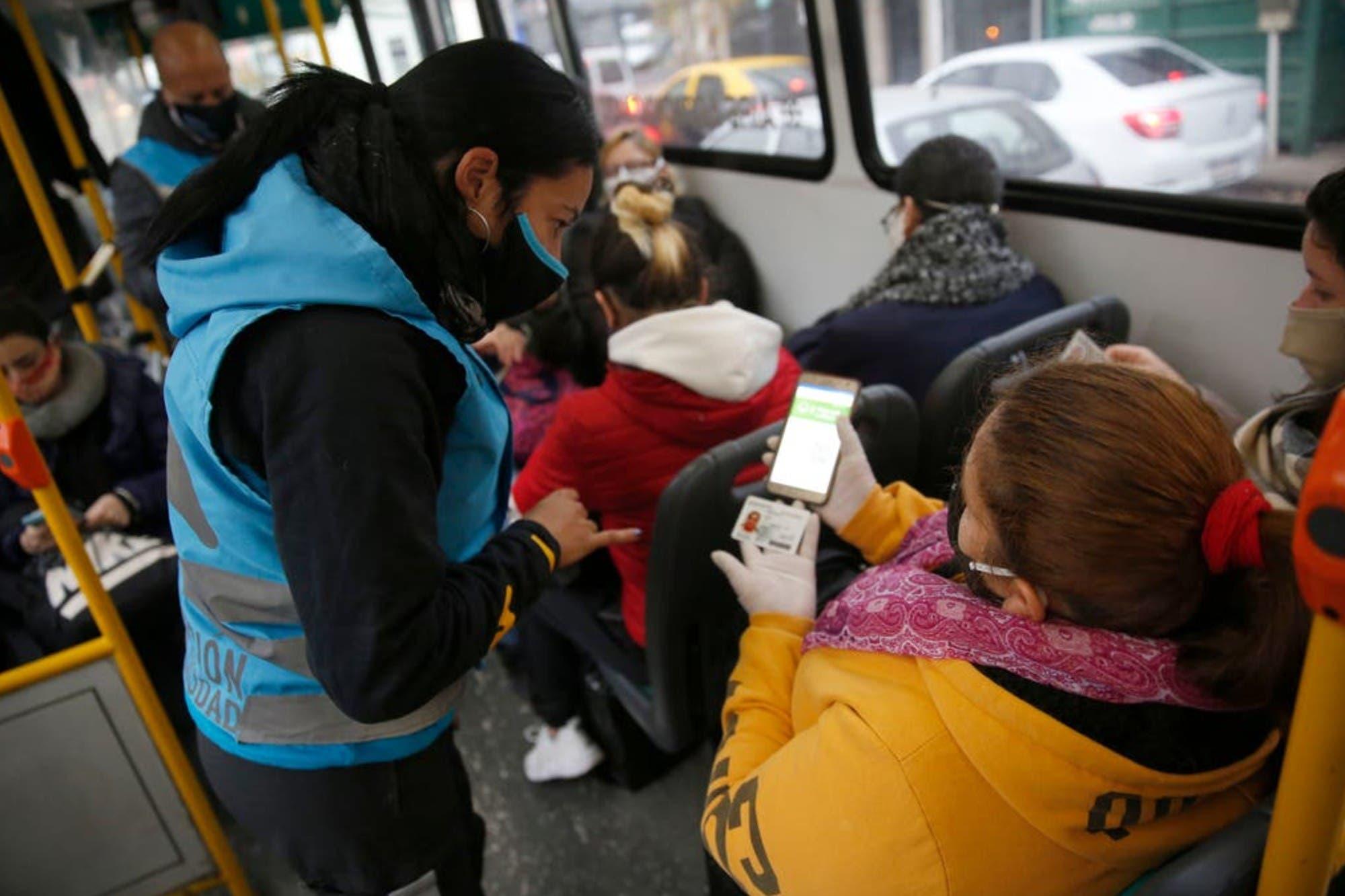 Cuarentena en la Argentina: ¿qué va a pasar con el transporte público?