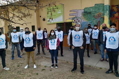 En la provincia de Buenos Aires, el programa Detectar llegó a 146 barrios de 28 municipios y censaron 77.022 casas