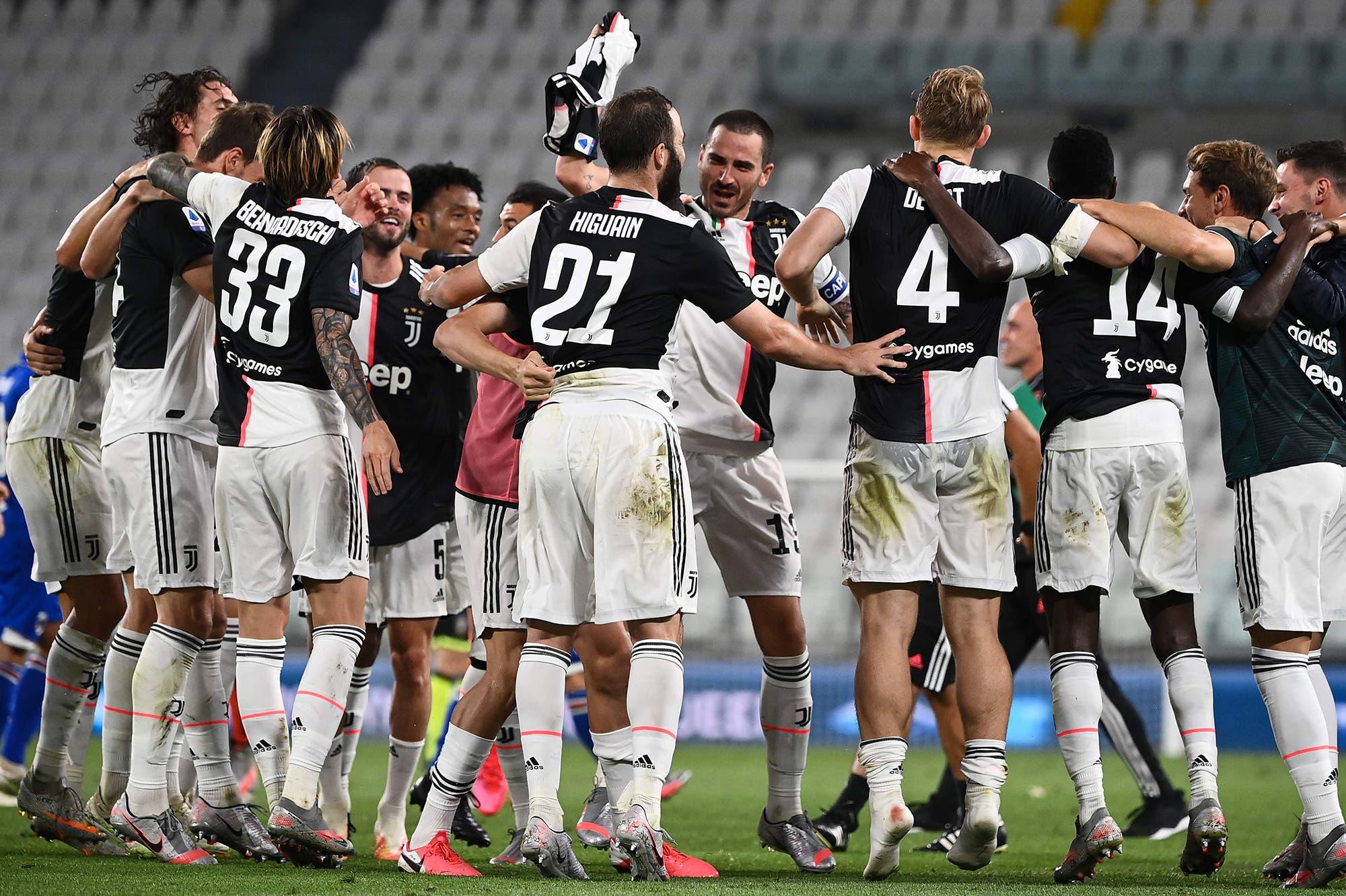 Juventus, dueño de un récord único en Europa, con un Dybala que potenció al máximo sus números