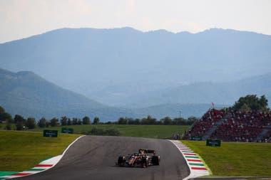El circuito de Mugello, propiedad de Ferrari, recibirá por primera vez una prueba de la F.1.