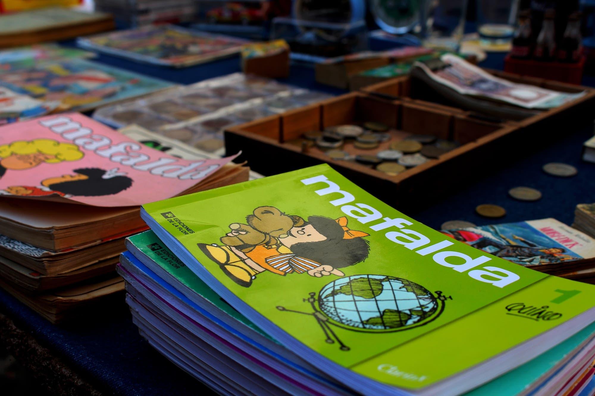 Murió Quino, el creador de Mafalda, y acaparó la atención de las redes sociales en todo el mundo