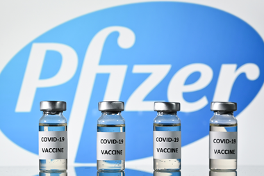 Pfizer has already requested emergency authorization to begin vaccinating as of next month in the United States