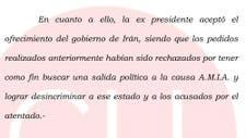 Los detalles de la resolución de Bonadio y las razones por las pidió la prisión domiciliaria para Cristina