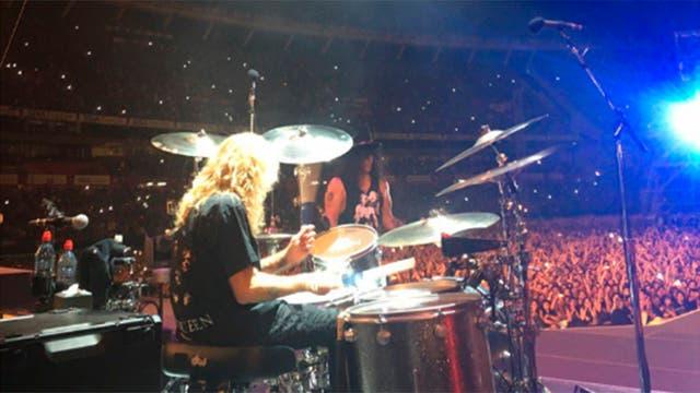 Steven Adler, invitado especial para los shows de Guns N'' Roses en River