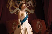 La dura historia de la actriz de The Crown