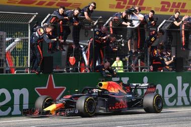 Un fin de semana de locos de en GP de China de Fórmula 1.