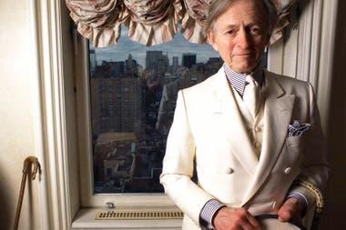 Wolfe, autor de memorables perfiles periodísticos y de novelas como La hoguera de las vanidades, tenía 87 años