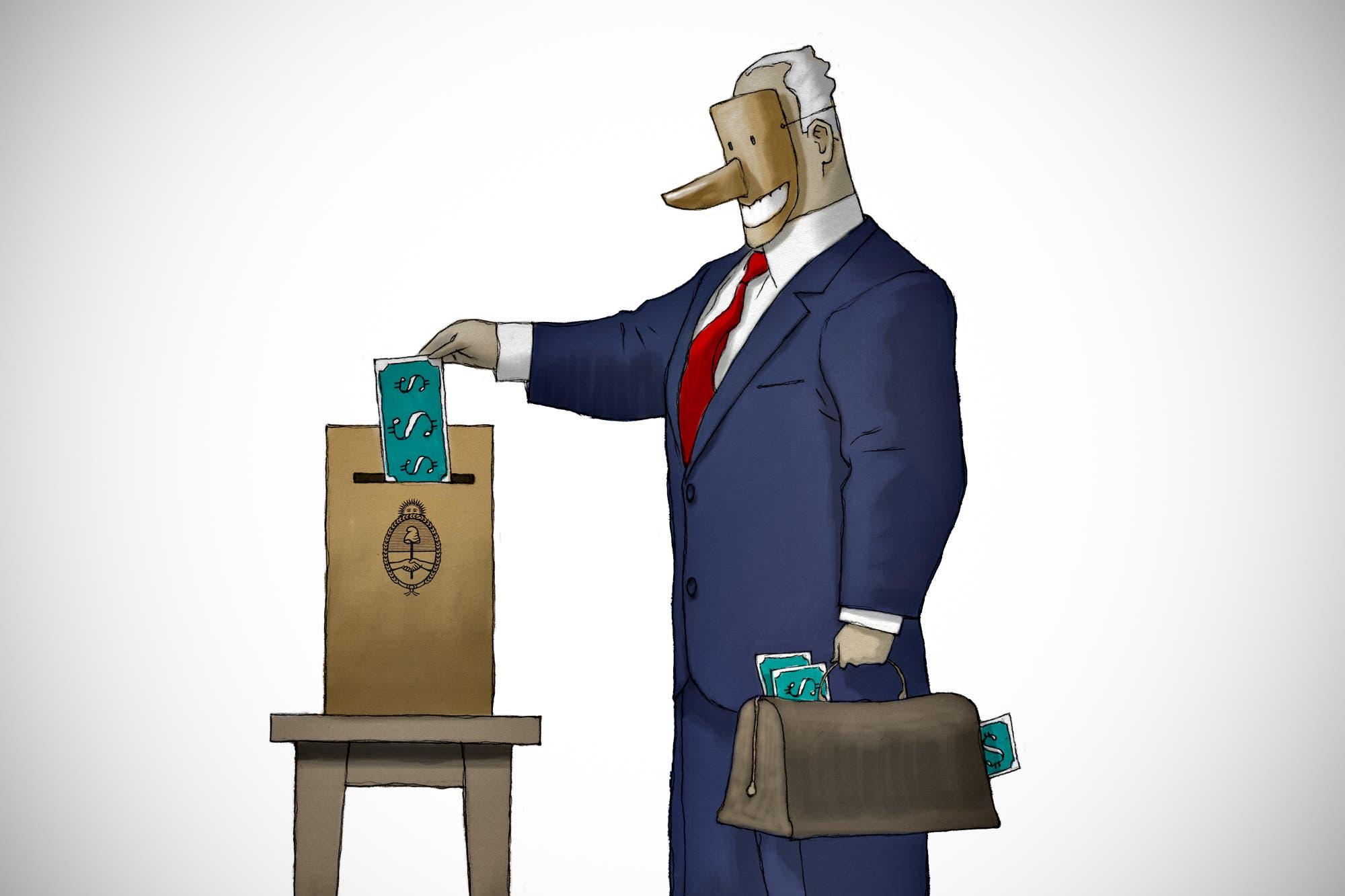 Los principales partidos falsificaron 7 mil aportantes en las dos últimas elecciones
