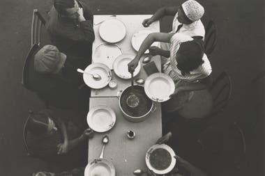 """""""Almuerzo, cocina-fábrica"""", 1931"""