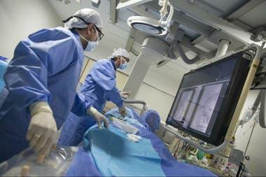La técnica contra el retinoblastoma tiene un 98% de efectividad