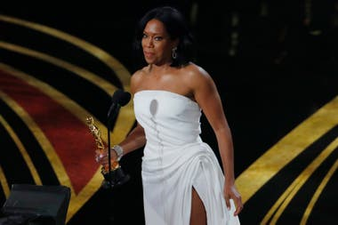 Regina King, mejor actriz de reparto por If Beale Street Could Talk