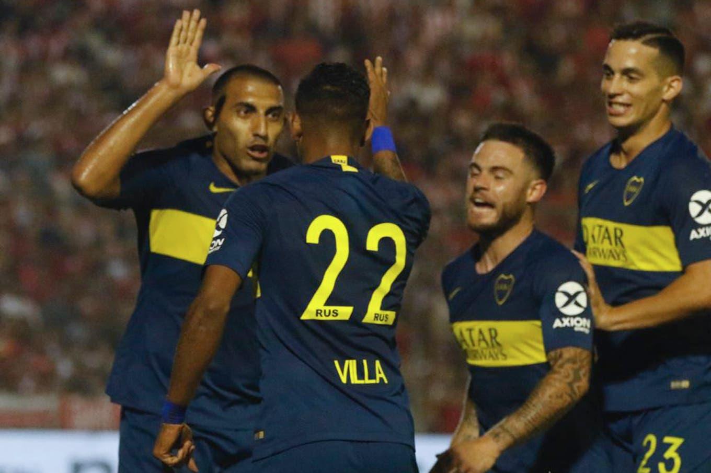 San Martín-Boca, Superliga: el Xeneize empata en su visita a Tucumán