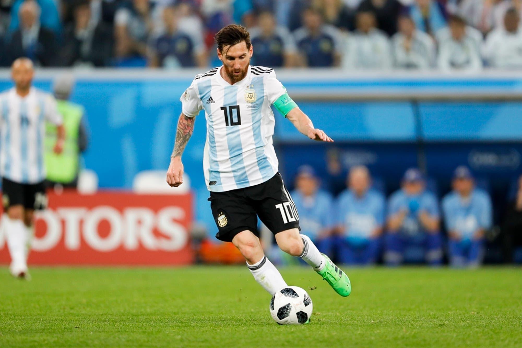 Argentina-Venezuela: horario, TV y formaciones del amistoso que se juega en Madrid
