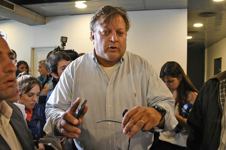 Antes de la reunión con el Gobierno, Biró ratificó el paro de pilotos convocado para el fin de semana