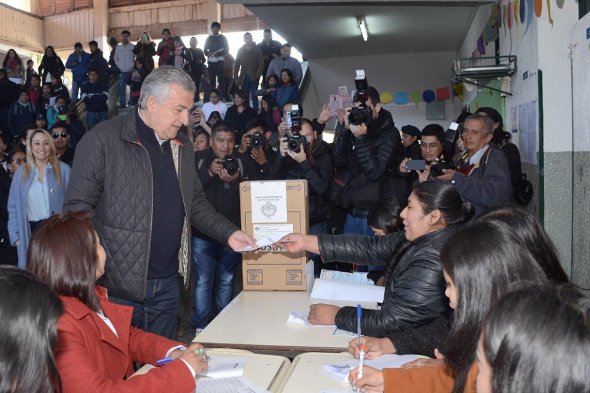 Elecciones en Jujuy: se esperan los primeros resultados tras el cierre de urnas y auguran ventaja de Morales