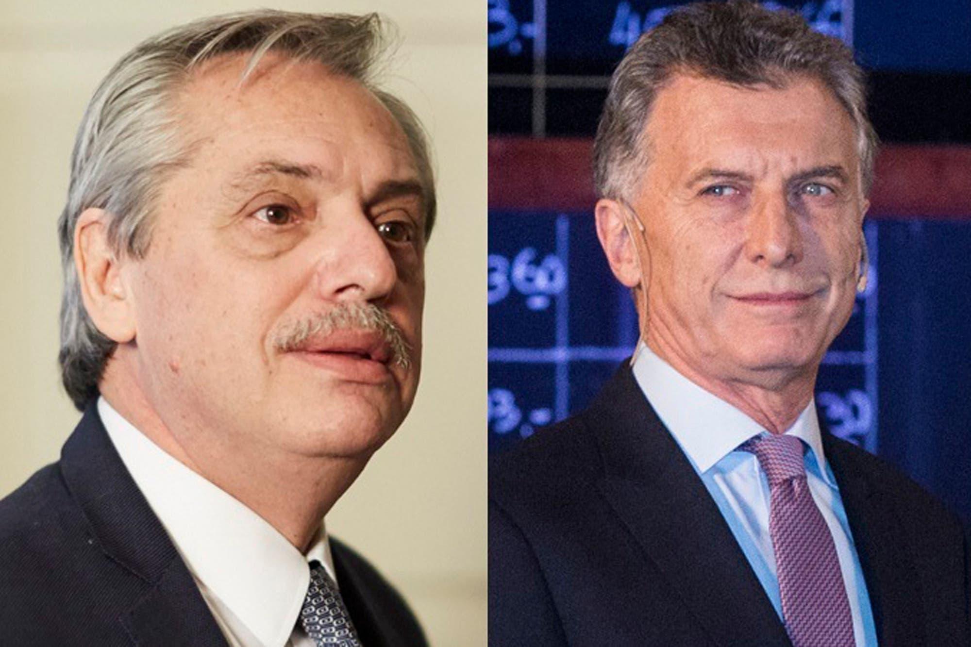 Elecciones: los puntos fuertes y débiles de Mauricio Macri y Alberto Fernández