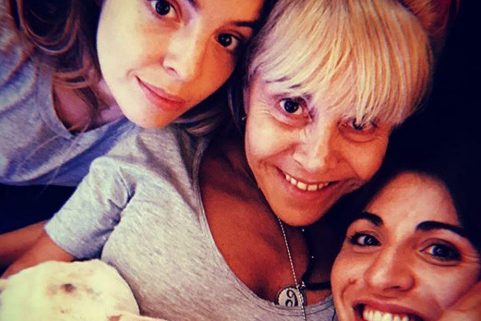 El provocativo mensaje de apoyo de Jorge Taiana a Claudia Villafañe, tras la inspección en su departamento