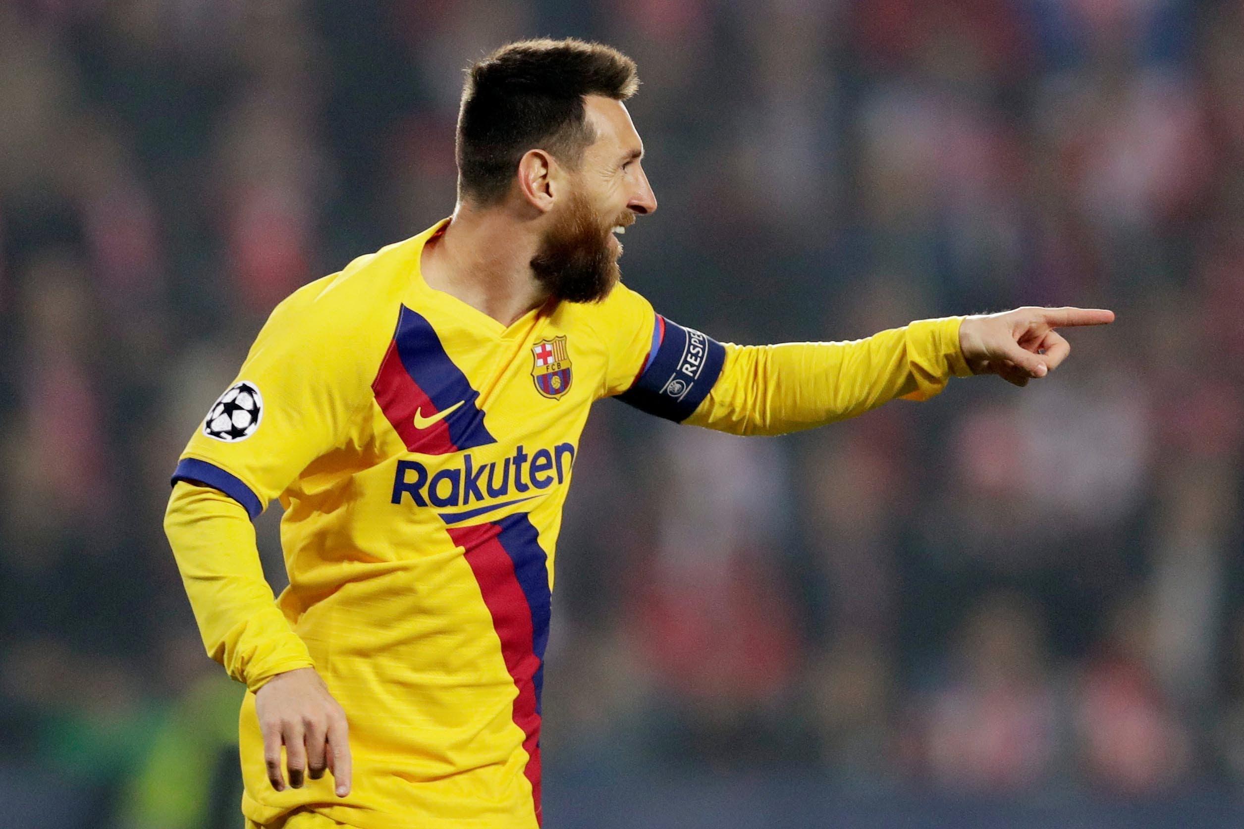 Lionel Messi hizo la diferencia: marcó un gol en el éxito de Barcelona sobre Slavia Praga por la Champions League