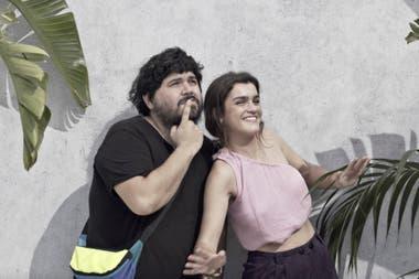 Amaia se hizo fanática de El Mató a un Policía Motorizado y quiso que el cantante de la banda, Santiago, le produjera artísticamente su disco