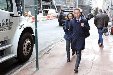 Luis Cubeddu, jefe de la misión del FMI para Argentina