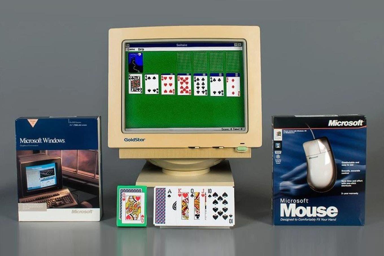 El Solitario de Windows cumplió 30 años y lo siguen jugando 35 millones de personas al mes