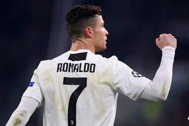 """""""Un club tan grande como Juventus debe pensar siempre como el mejor del mundo"""", escribió Cristiano Ronaldo en Instagram."""
