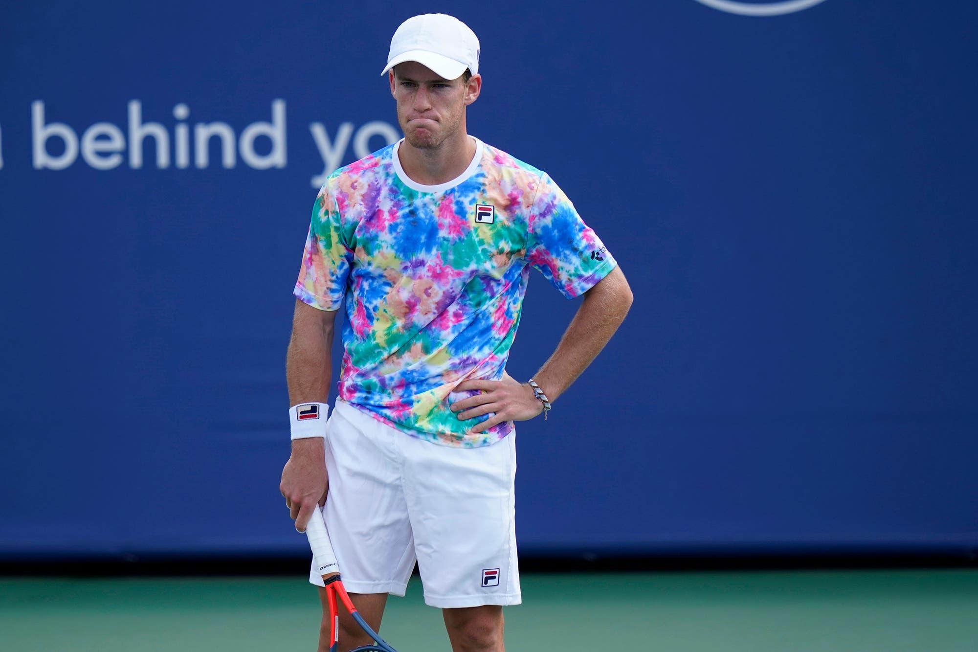 """Masters 1000 de Cincinnati. Diego Schwartzman se despidió con una derrota ante Reilly Opelka: """"Jugué un partido horrible"""""""