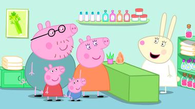 Las nuevas aventuras de Peppa Pig, por Discovery Kids