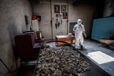 Pemex reportó la muerte de más de 300 empleados por coronavirus