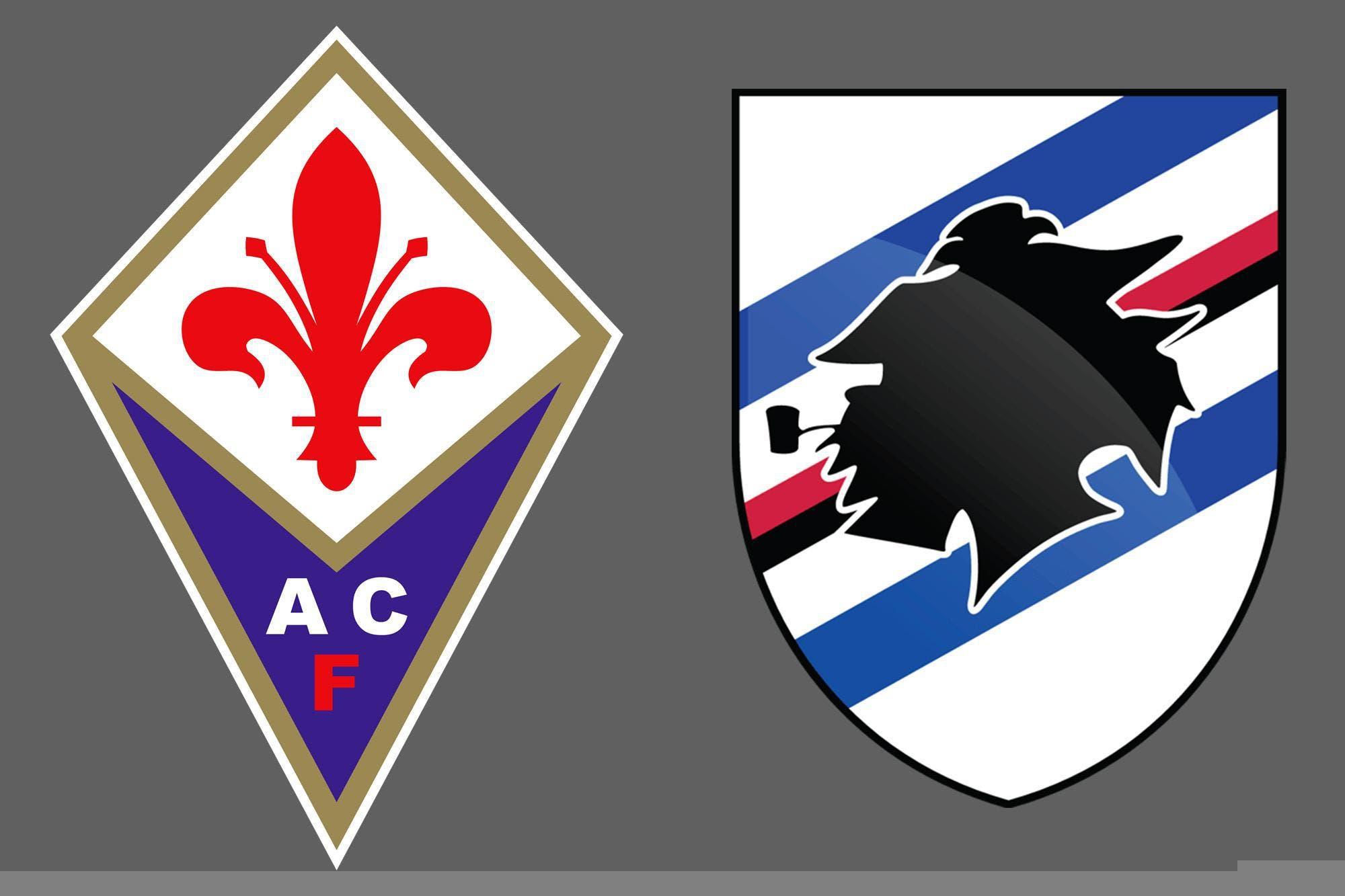 Serie A de Italia: Sampdoria venció por 2-1 a Fiorentina como visitante